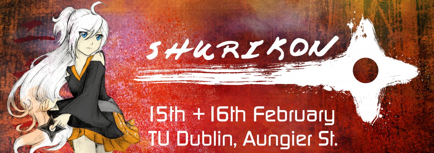 Shurikon Ireland